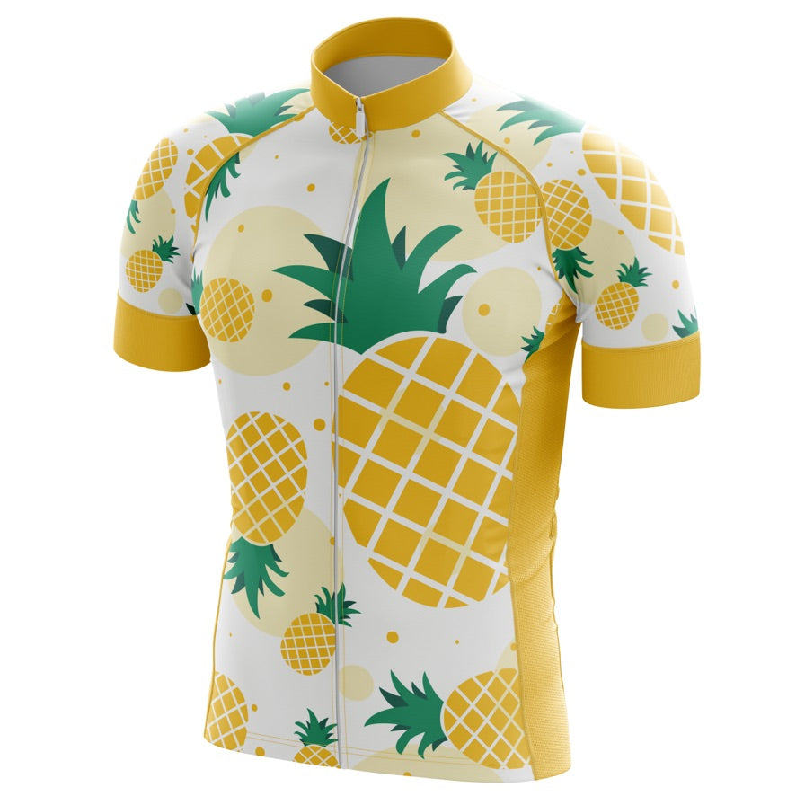 Hawaiian Jersey - Pineapple Cycling Jersey
