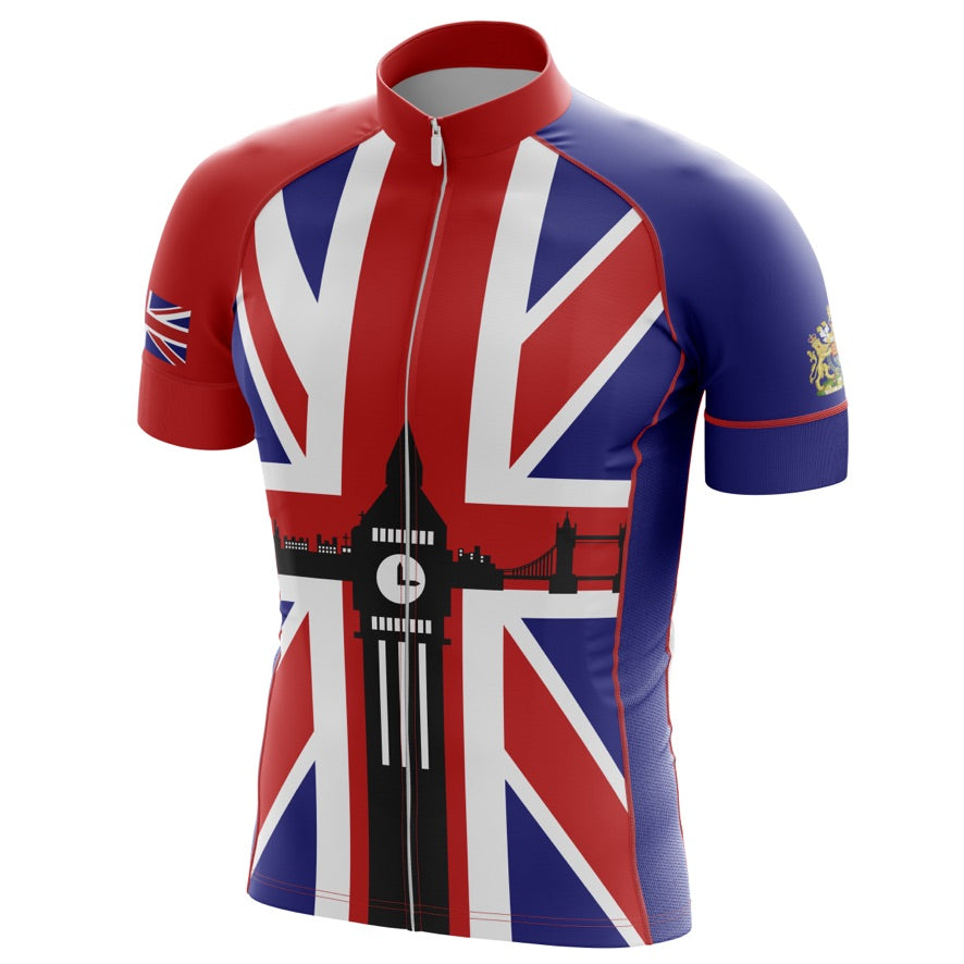 Pride of Britain Cycling Jersey
