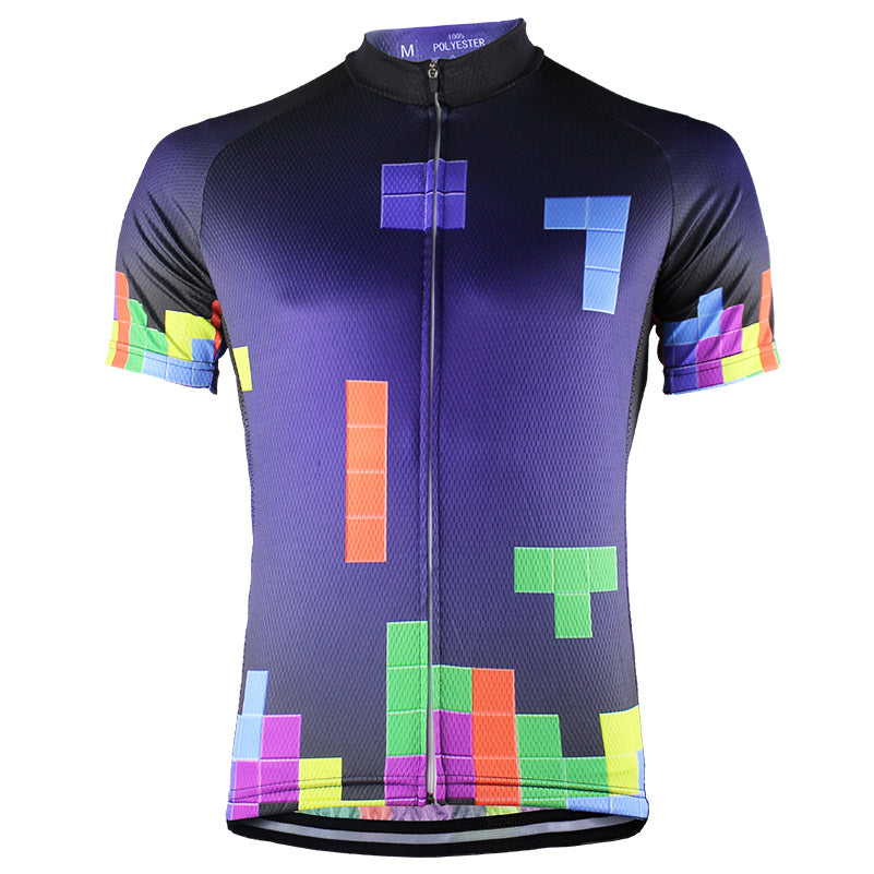 Tetris Cycling Jersey