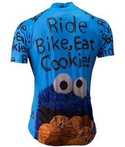 Cookie Monster Women Cycling Jersey