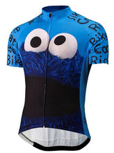 Load image into Gallery viewer, Cookie Monster Women Cycling Jersey