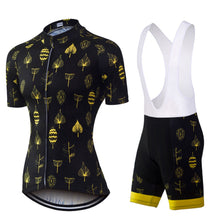 Leaf Women Cycling Jersey and Shorts Combo