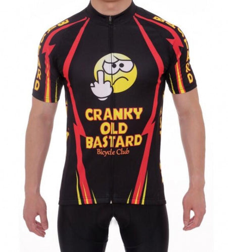Cranky Old Bastard Cycling Jersey