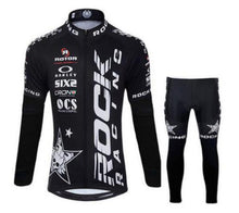 Load image into Gallery viewer, Rock Racing Long Sleeve Jersey and Tights