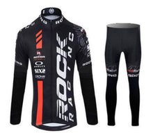 Rock Racing Long Sleeve Jersey and Tights