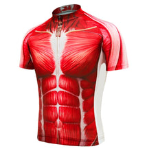 Torso Men Cycling Jersey