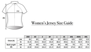 We Can Do It Women Cycling Jersey