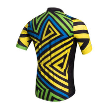 Fastcute Triangles Cycling Jersey