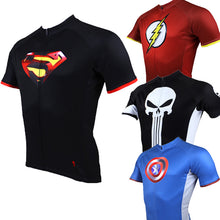 Superhero Cycling Jersey