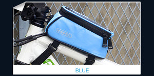 Bike Frame Cycling Pouch
