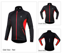 Thermal Winter Cycling Jacket