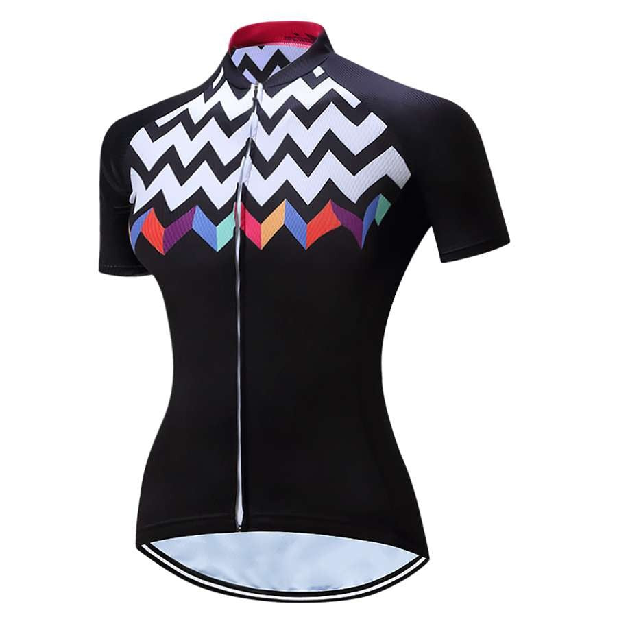 Zig Zag Womens Cycling Jersey