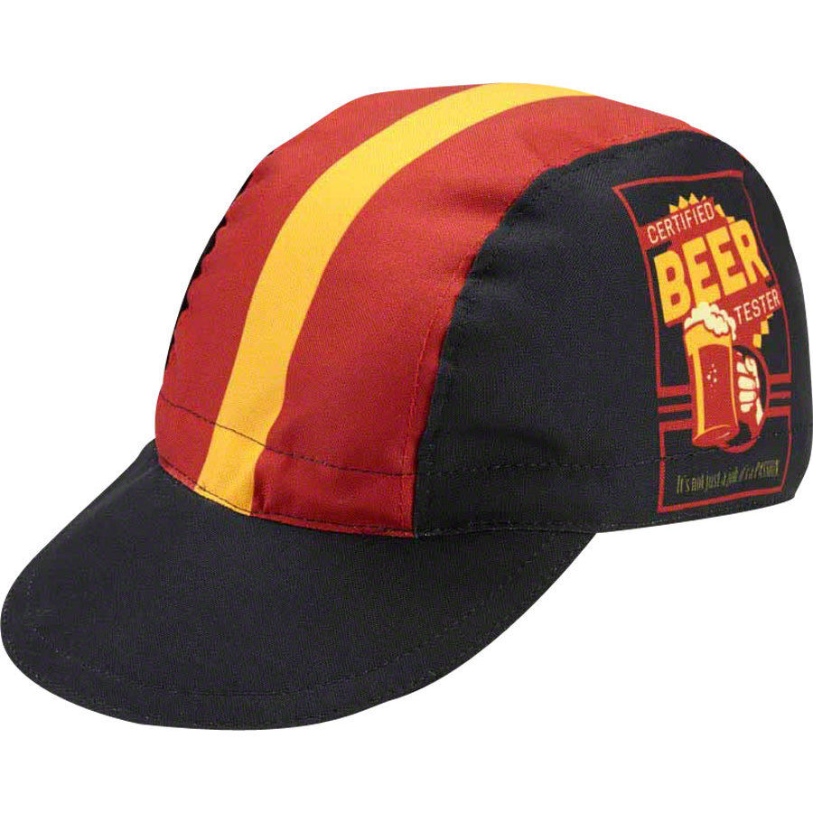 Beer Tester Cycling Cap
