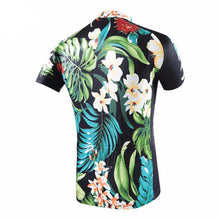 Tropical Flowers Cycling Jersey