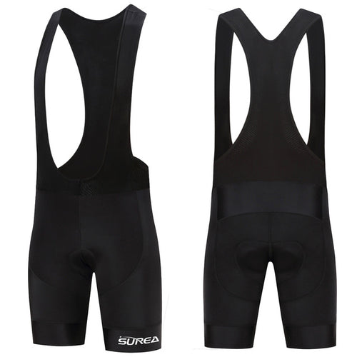 Multi Colour Logo Bib Shorts