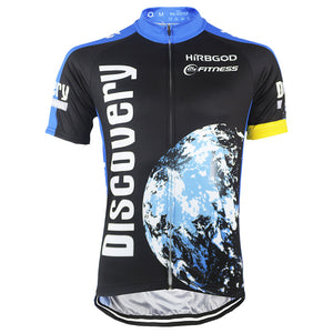 Discovery Channel Cycling Jersey – Quirky Jerseys fb761296e