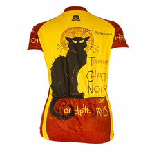 Le Chat Noir Women Cycling Jersey