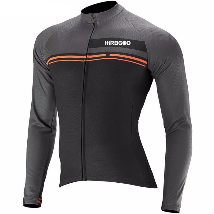 Aero Long Sleeve Cycling Jersey
