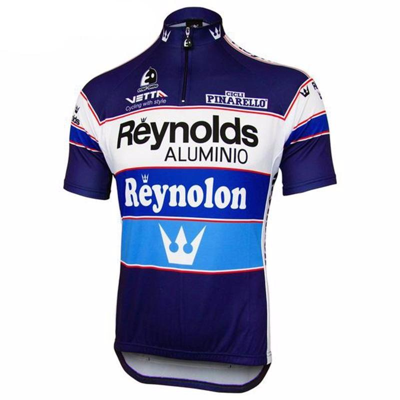 Reynolds Retro Cycling Jersey