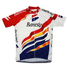Load image into Gallery viewer, Banesto Retro Cycling Jersey