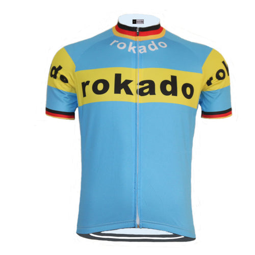 Rokado Retro Cycling Jersey