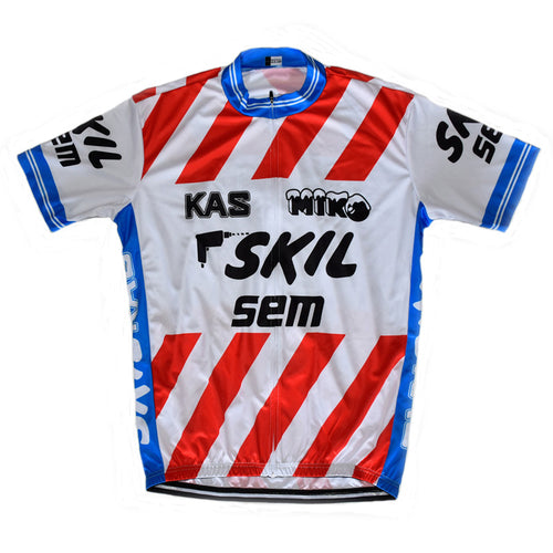 Skil Retro Cycling Jersey