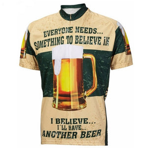 Believe Beer Cycling Jersey