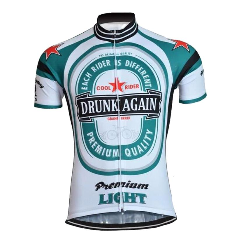 Drunk Again Cycling Jersey