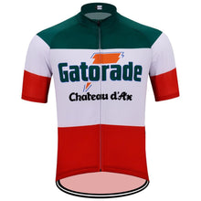 Team Gatorade Chateau d'Ax Retro Cycling Jersey