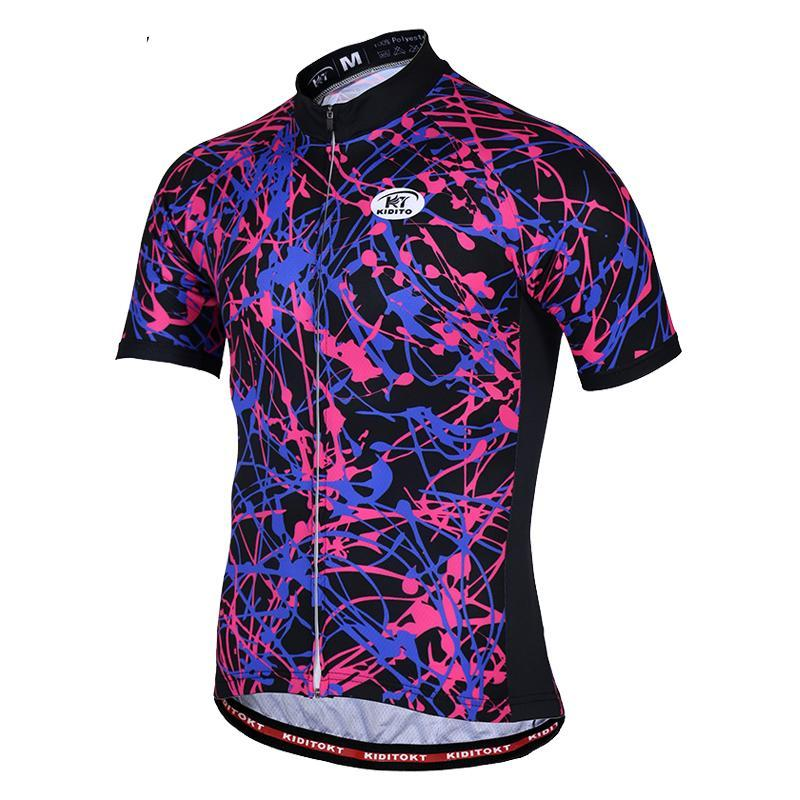 Paint Stroke Cycling Jerseys