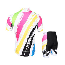 Strokes Cycling Jersey and Shorts