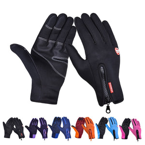 Winter Touchscreen Cycling Gloves