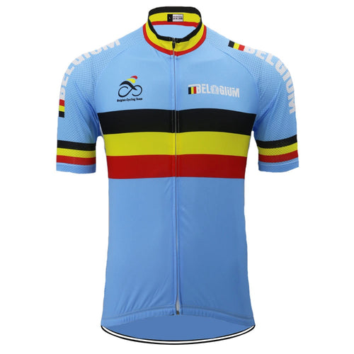 Belgium National Pro Cycling Jersey