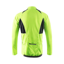 Waterproof Long Sleeve Cycling Jersey