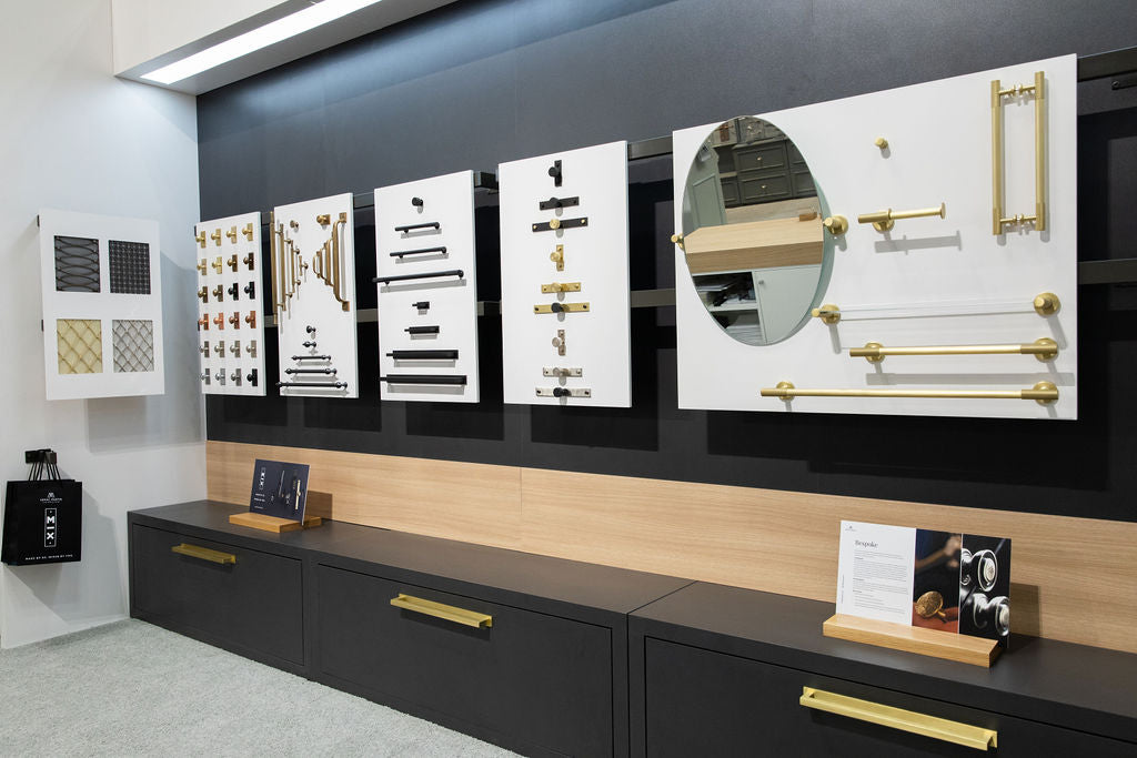 Armac Martin exhibition stand at ICFF 2019