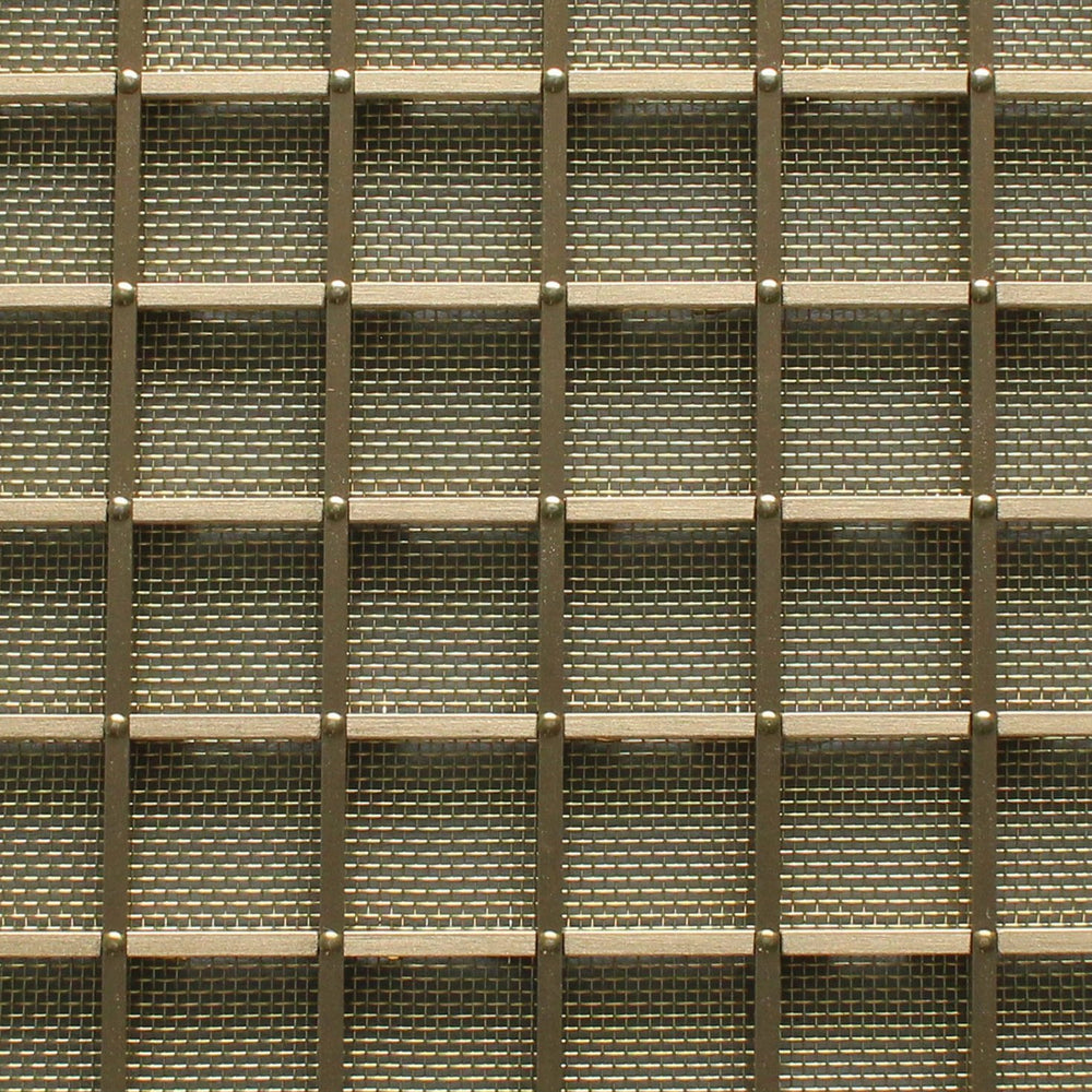 Georgian Square Grilles
