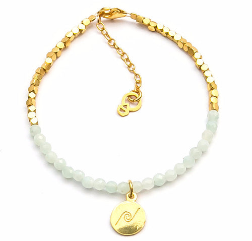 FEARLESS BRACELET - GOLDNUGGETS
