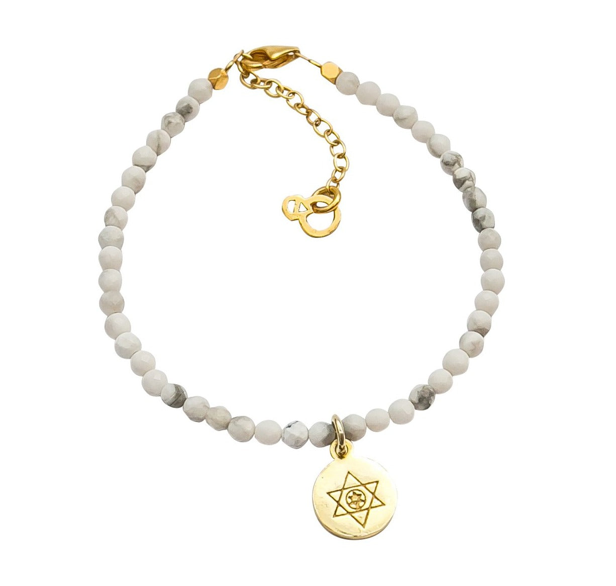 HEALTH PROTECTION BRACELET - GOLD
