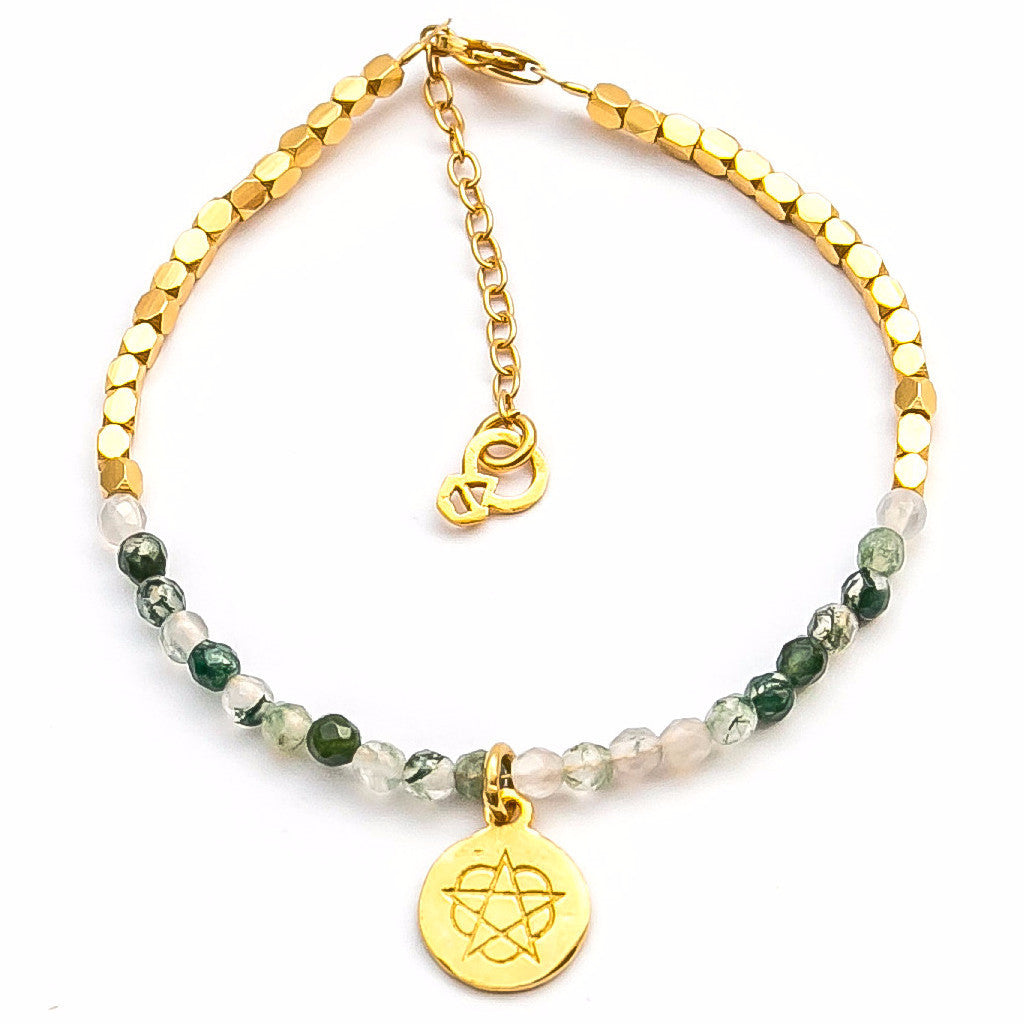 REVITALIZATION BRACELET - GOLDNUGGETS