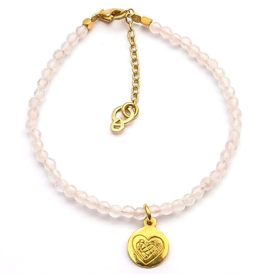 LOVE SPELL BRACELET - GOLD