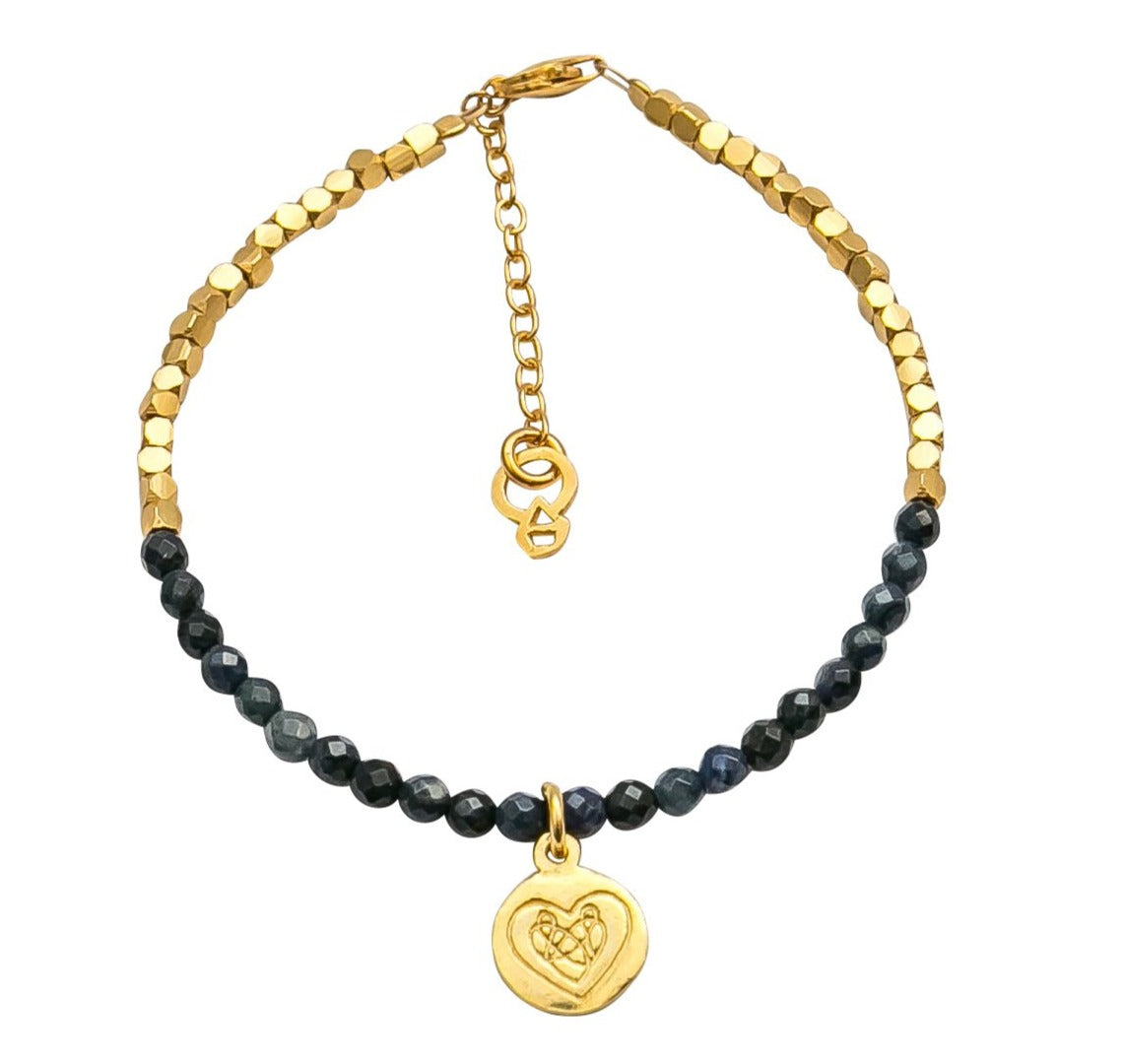 BE YOURSELF BRACELET - GOLDNUGGETS