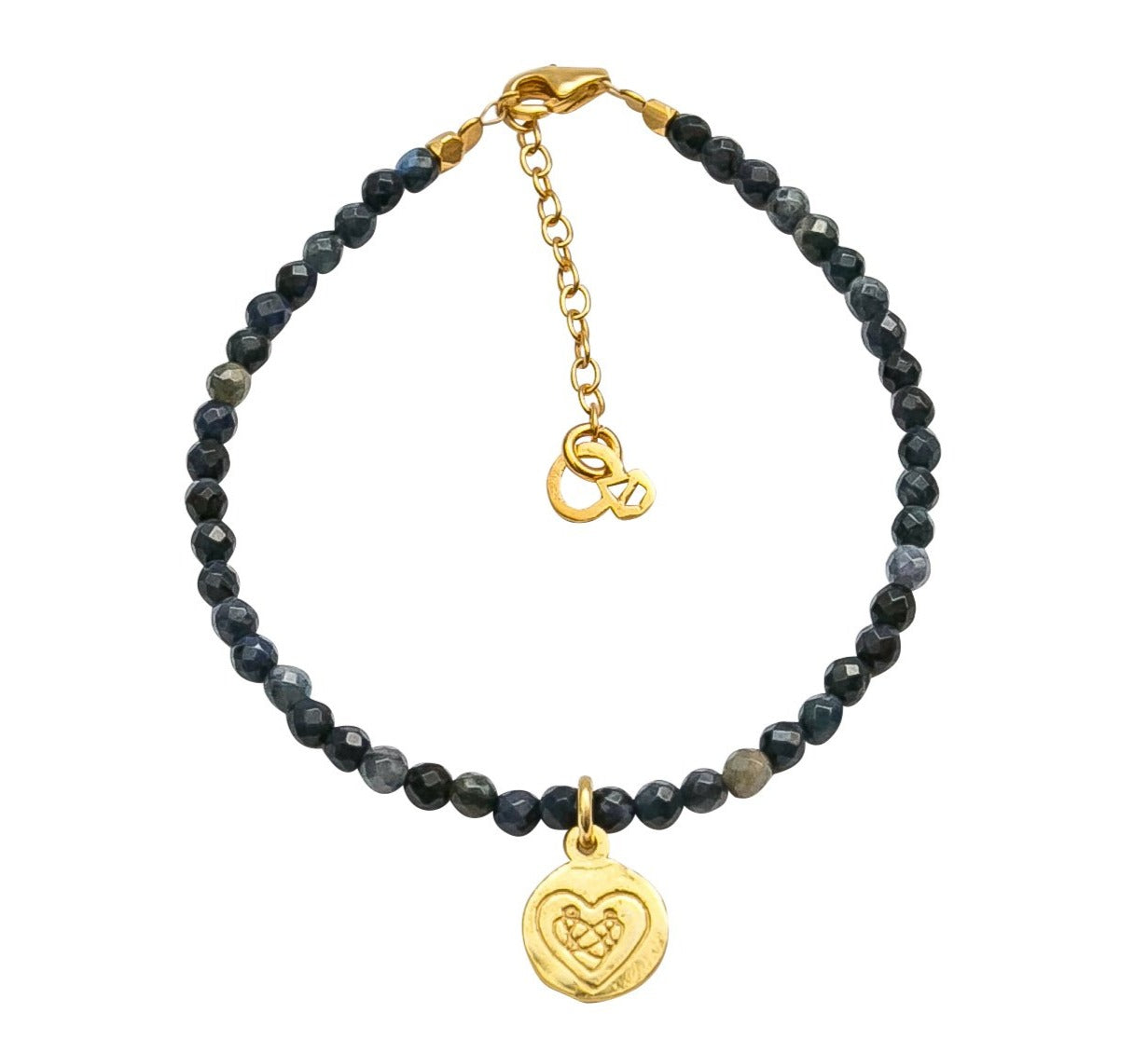 BE YOURSELF BRACELET - GOLD