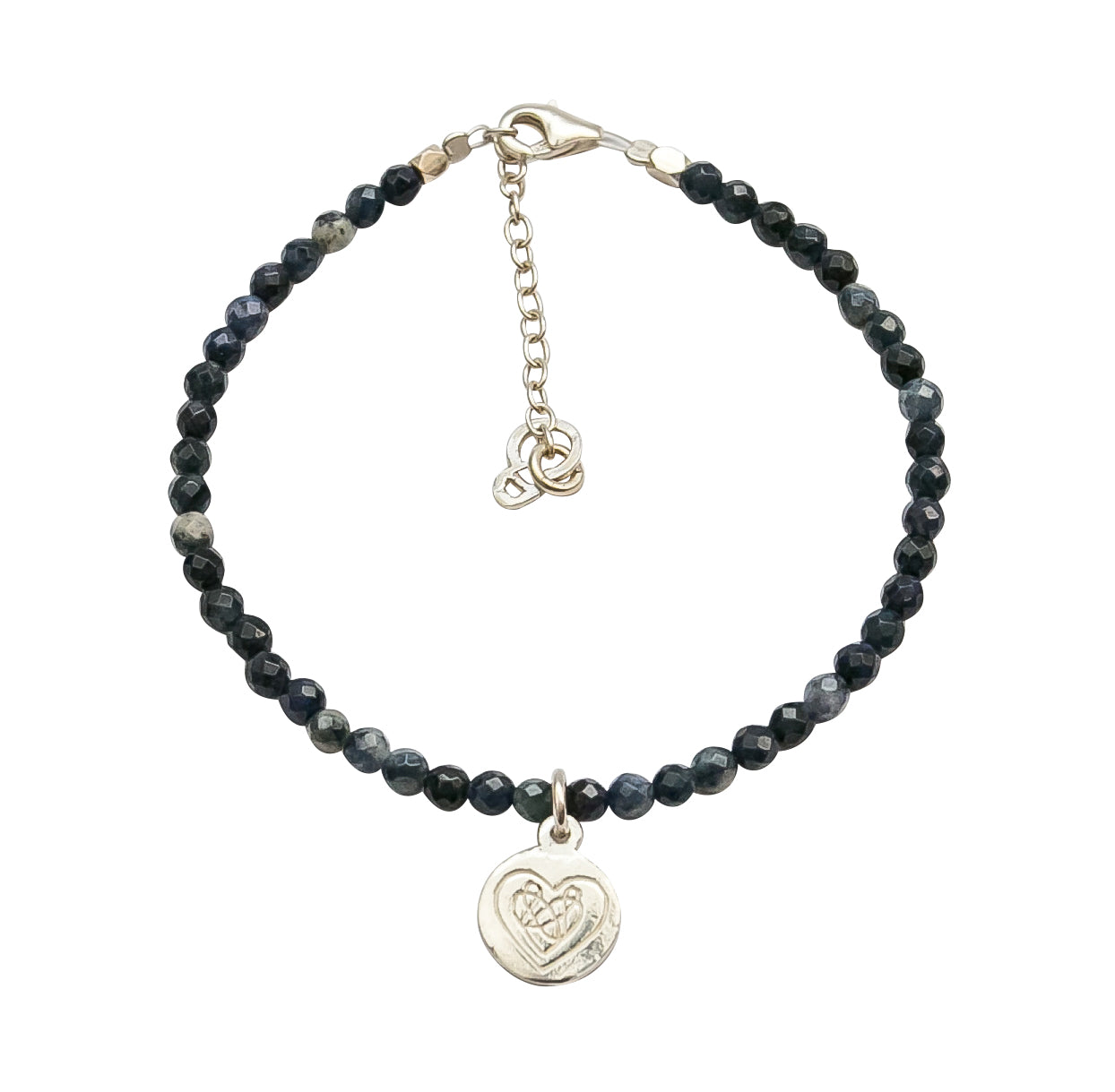 BE YOURSELF BRACELET - SILVER