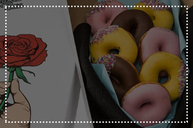 Sweet box melbourne delivery of donut boxes bouquets sweets perfect gift idea negle Image collections
