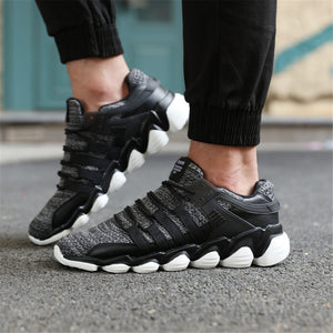 2019 New Plain Strappy Breathable Sneaker