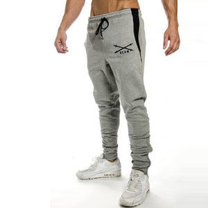 Fashion Men's Soft Plain Sport Long Pants