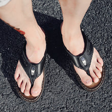 2019 The New Fashion Casual Breathable Men's Sandals