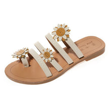 Summer Flat Shoes Beach Casual Slipper