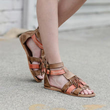 Tassels Sandals Casual Shoes