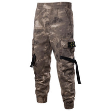 2019 Men's Casual Loose Overalls Camouflage Pants